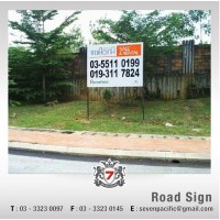 Property Road Sign