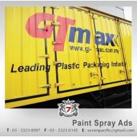 Paint Spray Ads