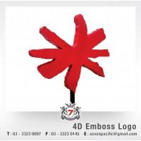 4D Emboss Logo