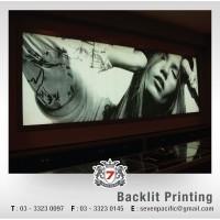 Backlit Trans Printing