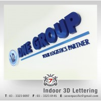 Office 3D Lettering