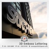 3D Boxup Lettering